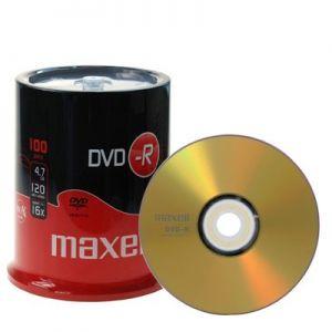 DVD-R MAXELL 4.7 GB / 16