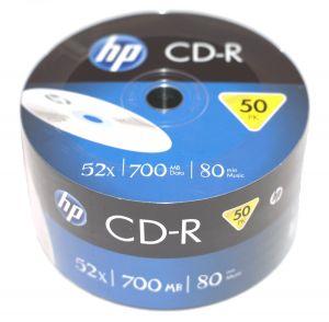 CD-R HP 700 MB / 52
