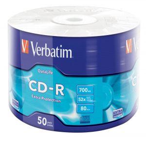 CD-R VERBATIM EXTRA 700 MB