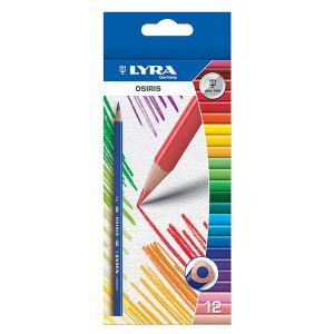 Цветни моливи LYRA - 12 цв.