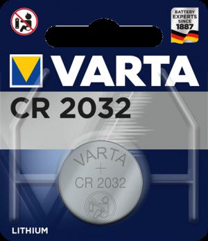 ЛИТИЕВА БАТЕРИЯ Varta CR 2032 3V
